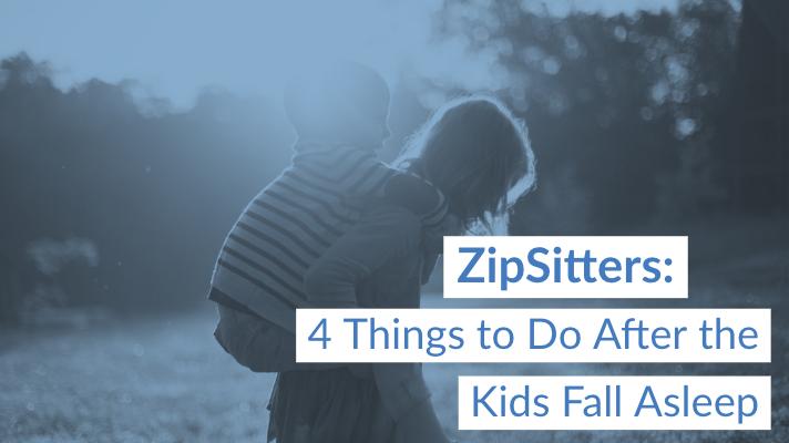 Sitter tips: Kids Asleep